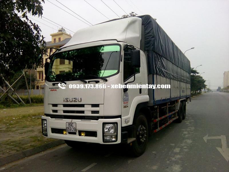 isuzu FVM34T 15 tấn