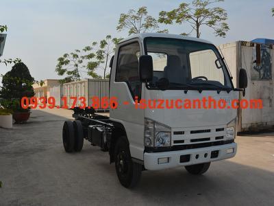 VM-QHR650 3tấn5 thùng mui bạc