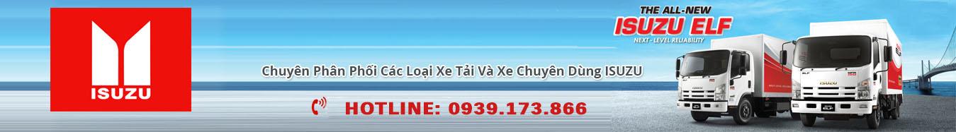 Xe Ben ISUZU 8.2 Tấn - FVR34L